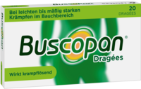 BUSCOPAN-Dragees
